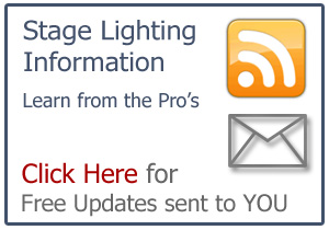Get Free Stage Lighting Articles and Information