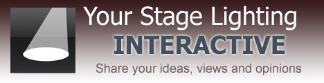 Your Stage Lighting Interactive