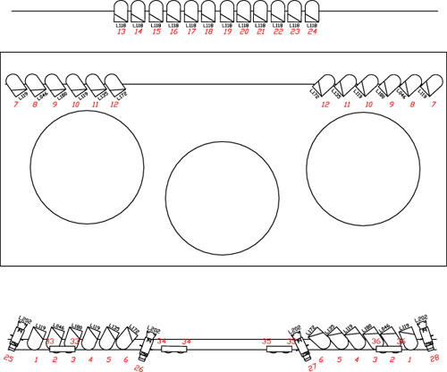 Stage Lighting Plans