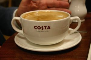 London, Brent Cross, Costa Coffee