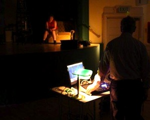 Stage Lighting Desk Workshop